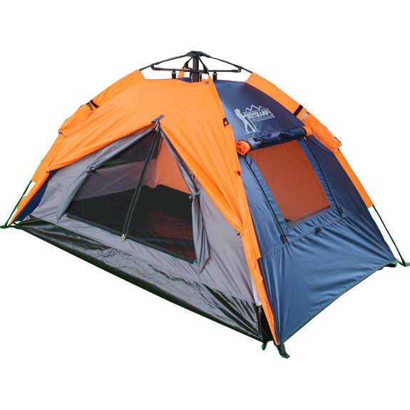 Automatic Dome Tent 2 Layers